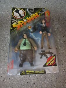 McFarlane Toys Spawn Sam /& Twitch with Headsets action figure Brand New!