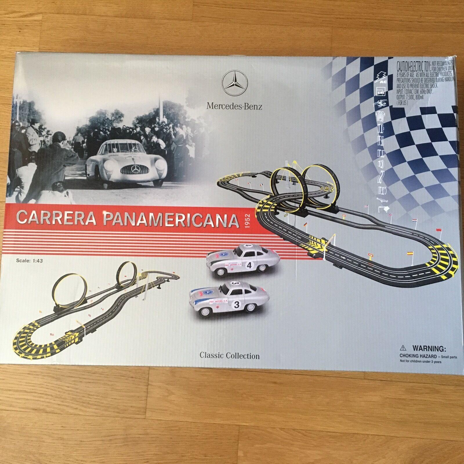CARRERA PANAMERICANA 1952, 1 43, Mercedes-Benz Classic Collection