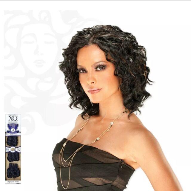 Soft Deep Remy 3pcs By Shake N Go Cuticle Xq Short Cut 100 Human Hair Weave For Sale Online Ebay