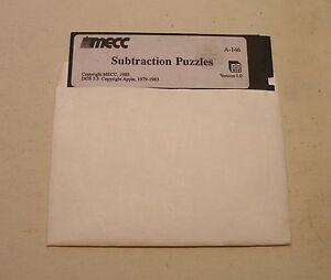 Subtraction-Puzzles-by-MECC-for-Apple-II-Apple-IIe-IIc-IIGS
