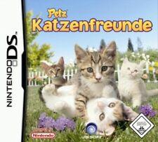 NINTENDO DS 3DS PETZ KATZENFREUNDE DEUTSCH Top Zustand