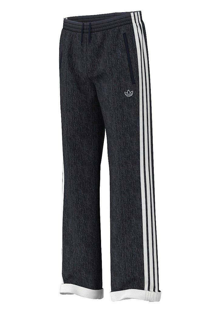 Adidas Firebird [talla 152 176] pantalones deportivos Training pantalones g69815 negro nuevo