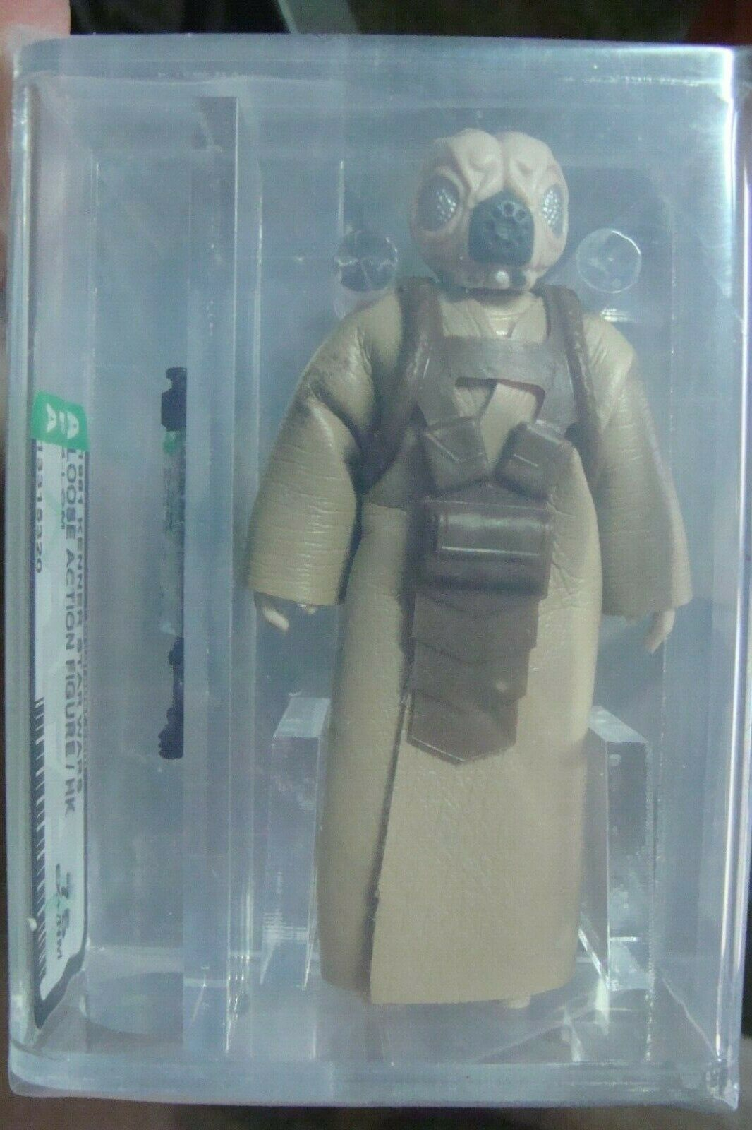 Star Wars AFA 75 4-LOM Return  of Jedi Action Figure 1981 Kenner HK LOOSE VINTAGE  garantie de crédit