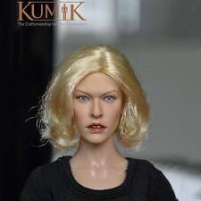 HOT FIGURE TOY 1/6 headplay Milla Jovovich Resident Evil headsculpt Alice