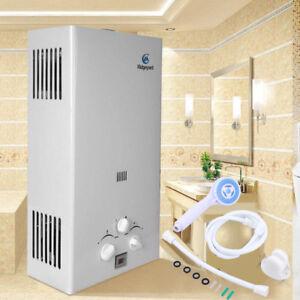 10L-Gas-Durchlauferhitzer-Propangas-Warmwasserbereiter-Boiler-Warmwasserspeicher
