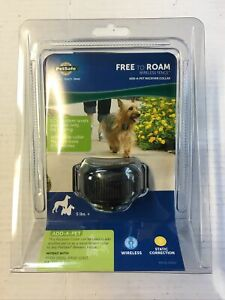 Petsafe Free To Roam Wireless Instant Pet Fence Pif00 15001