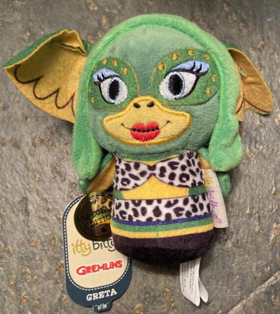 NEW Plush Toy - NWT GREMLINS Hallmark Itty Bittys Special Edition GRETA