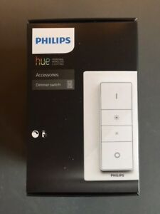 Philips-Hue-Dimmschalter-Dimmer-Switch-inkl-Rahmen-aktuelle-Generation-NEU