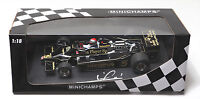 F1 1/18 1978 Lotus 79 Mario Andretti Autographed/signed Jps Race Livery