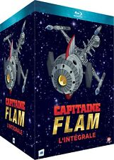 ★ Capitaine Flam ★ Intégrale - Edition Remasterisée HD [Blu-ray]