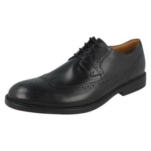 Hombre Clarks Formal Zapatos Oxford Beckfield Limite