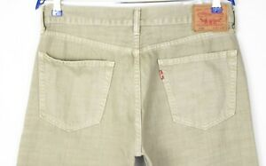 Levi's Strauss & Co Hommes 505 Jeans Jambe Droite Taille W32 L32 AHZ153