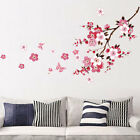 Flowers Removable Wall Stickers Decal Art Vinyl Floral Mural Home Room Decor DIY
