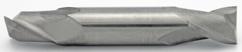 "1//8/"" LOC 1//16/"" Diameter 2 Flute Double End Solid Carbide End Mill USA #16618"