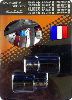 2 Diabolo Bequille Noir Xt 125 600 660 E X Sm R Yzf R6r Modieuze (In) Stijl;