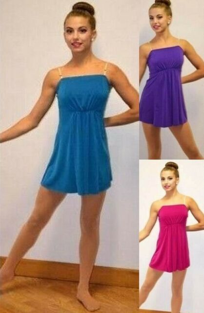Reflections Tunic Top Dress Only Dance Costume Tap New Mix /& Match Child Adult