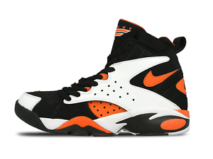Nike air maestro ii ltd ah8511 101 rush orange neri sz - 13