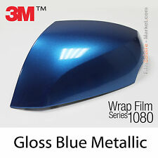 20x30cm FILM Gloss Blue Metallic 3M 1080 G227 Vinyle COVERING Car Wrapping