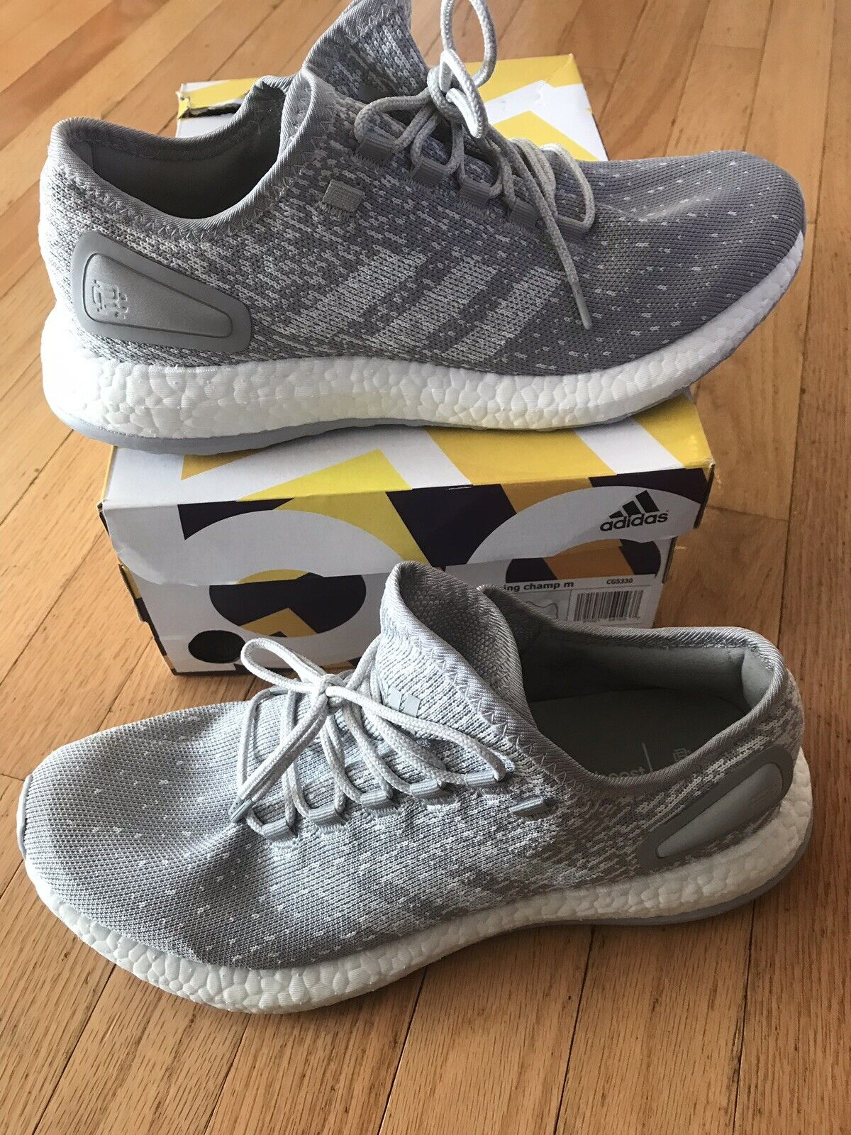 Adidas Pure Boost Reigning Reigning Reigning Champ 19da9b