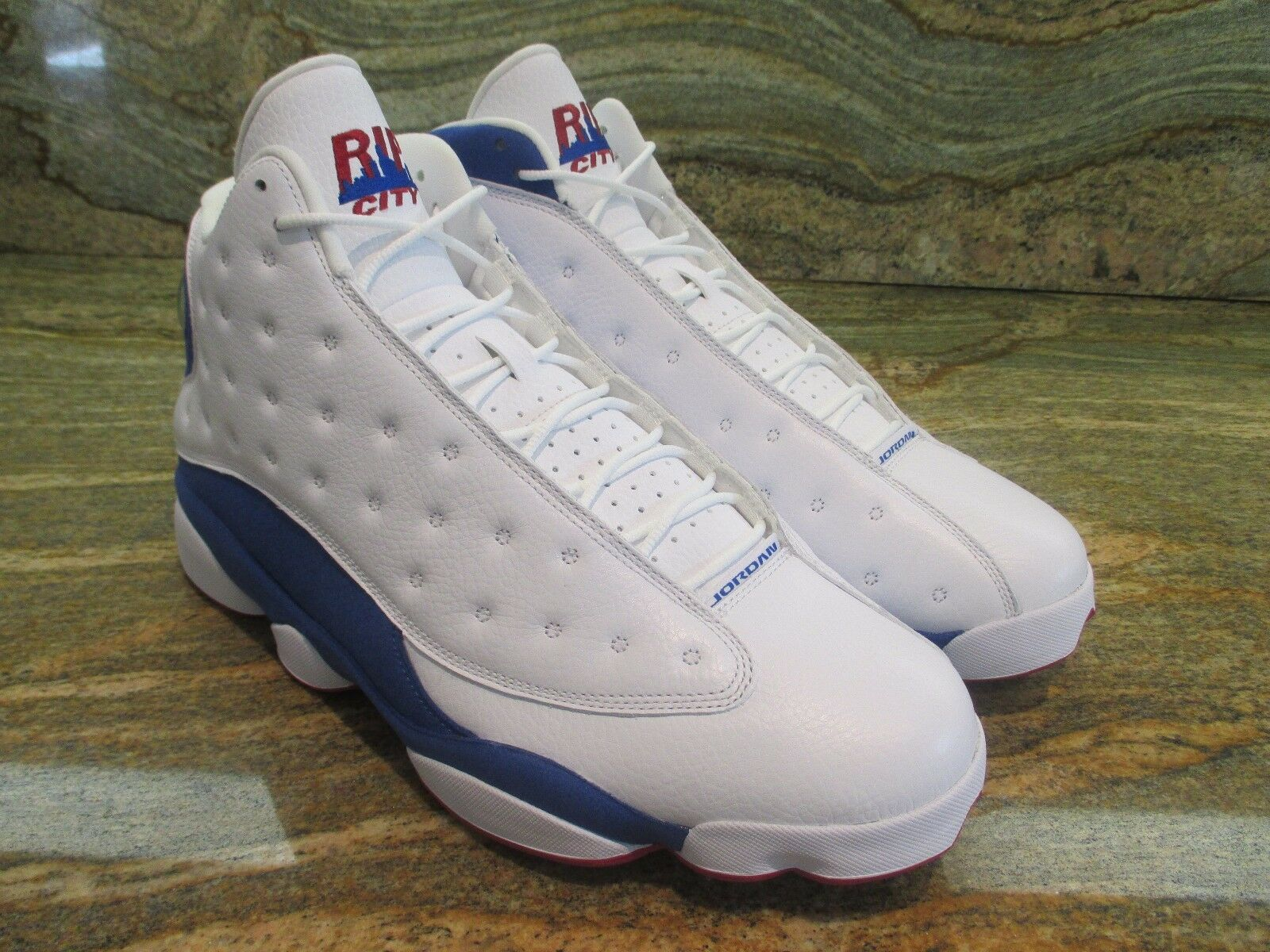 Unreleased Nike Air Jordan 13 Retro Promo Sample SZ 14 Richard RIP Hamilton PE