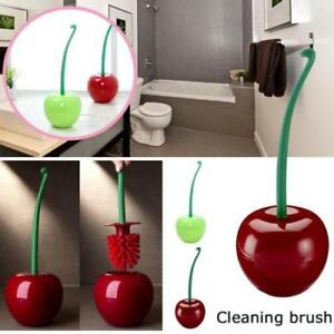 Toilet-Brush-Lavatory-Cleaning-Tool-Cherry-Shape-Washroom-Brush-Bathroom-Decor
