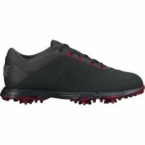 Nike Lunar Fire Golf Shoes Black/Red