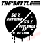 Knowing-Half-The-Battle-Violence-Action-Truck-Vinyl-Decal-Window-Sticker-Car thumbnail 1