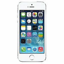 Straight Talk Only Apple iPhone 5S 16GB 4G LTE Prepaid Smartphone 《Silver》