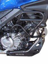 ENGINE GUARD and CRASH BARS HEED for SUZUKI DL650 V-STROM (2004-2016) black