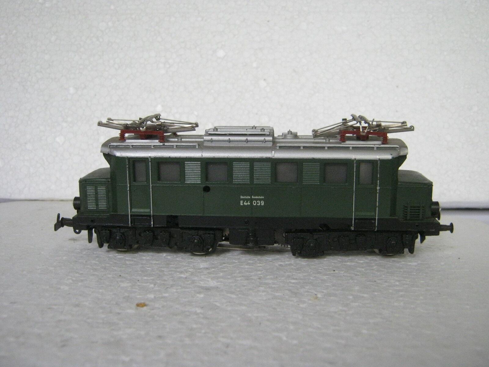 HO 3008 E-Lok BR e44 036 DB VERDE colata  rg/cj/044-45s4/40