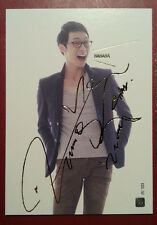 JYJ official star collection card Yoochun 1253 gold TVXQ starcard Yuchun