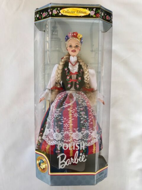 Polish Barbie Doll of the World Collection Collector Edition 1997