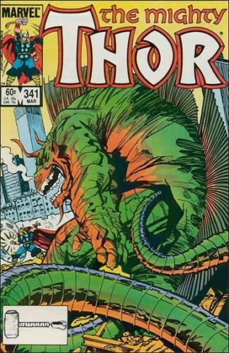 Thor $3.99 Unlimited Shipping 1966 #341 9.2 Near Mint