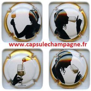 Capsules de champagne Générique Serie Ombres SUITE N°774
