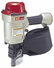 Max CN70 1-3/4-Inch to 2-3/4-Inch Heavy Duty Coil Nailer for Siding, Pallets