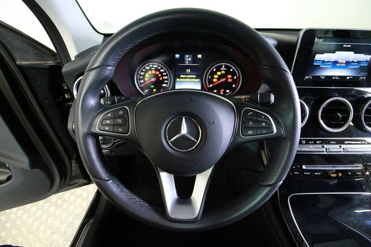 Mercedes GLC350 d aut. 4Matic Van