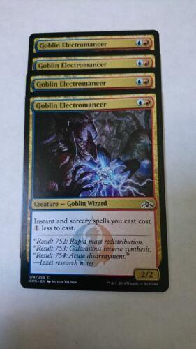 goblin electromancer guilds of ravinca x4