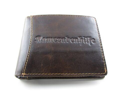 Hommes Cuir Portefeuille Messieurs Bourse Cuir Porte-monnaie Portefeuille Porte-monnaie