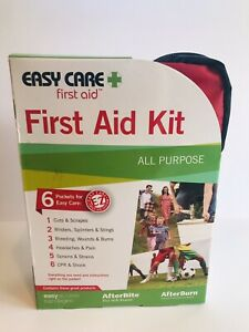 FIRST AID KIT Easy Care All Purpose Sports, Home, Workshop, Outdoors EXP 1/31/23