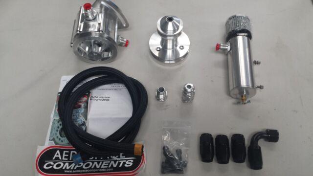 AEROSPACE VACUUM PUMP KIT FOR BIG BLOCK CHEVY BBC ENGINE