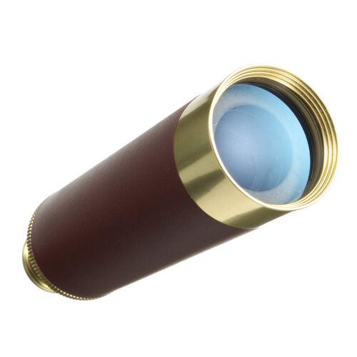 25x30 Portable Pocket-Size Mini HD Day Vision Monocular Telescope Spyglass Optic