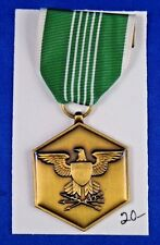 Original United States Military Army Commendation Merit Medal and Ribbon