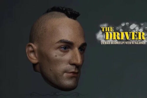 "Custom 1//6 scale The Drivr Head Sculpt fit 12/"" Male figure body toys"