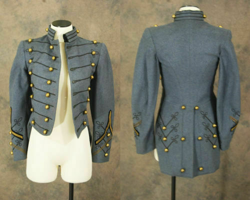 2020 Buy New Antique Military Coat 1910s West Point Cadet Tailcoat Wool Coat
