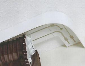 gardinenschiene gardinenstange innenlaufschiene. Black Bedroom Furniture Sets. Home Design Ideas