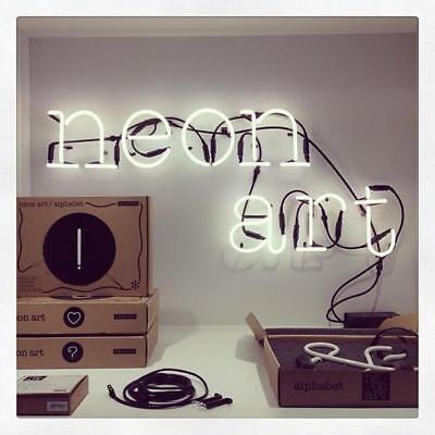 Seletti Font Neon Art Letter Light (B, E, G, I, L, T, Y) - Discontinued    eBay