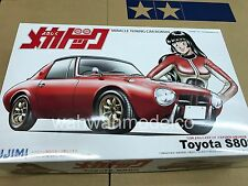 Model Kit Fujimi 1//24 Miracle Tunning Car Roman Series No.6 Celica XX Red Ver J