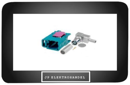 Antena GPS FAKRA-enchufe RG 174 GPS