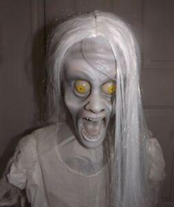 AS-IS-Spirit-Halloween-Ghost-Girl-Animatronic