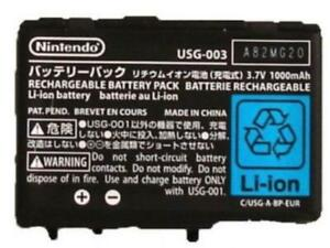 New-Original-Genuine-OEM-Nintendo-DS-DS-Lite-DSL-NDSL-USG-003-1000mAh-Battery